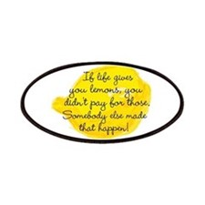 If Life Gives You Lemons... Patch