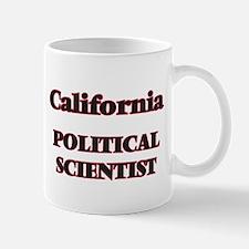 California Political Scientist Mugs