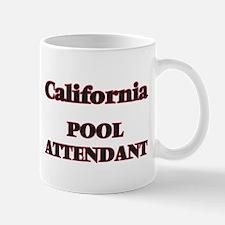 California Pool Attendant Mugs