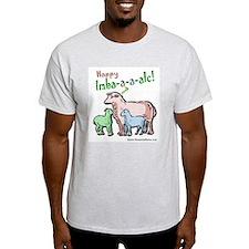 Magickal Life Imbolc Ash Grey T-Shirt