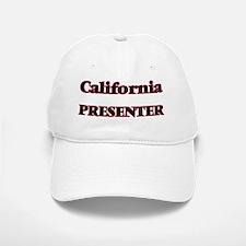 California Presenter Baseball Baseball Cap