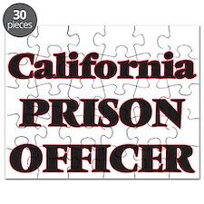 California Prison Officer Puzzle