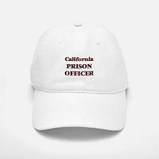 California Prison Officer Baseball Baseball Cap