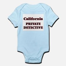 California Private Detective Body Suit