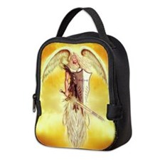 angel michael Neoprene Lunch Bag
