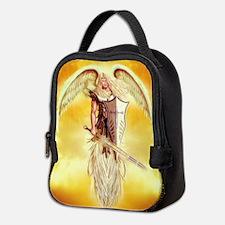 angel michael Neoprene Lunch Bag