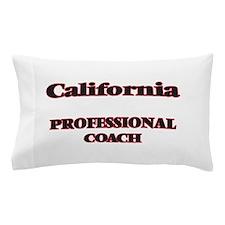 California Professional Coach Pillow Case