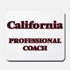 California Professional Coach Mousepad