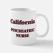 California Psychiatric Nurse Mugs