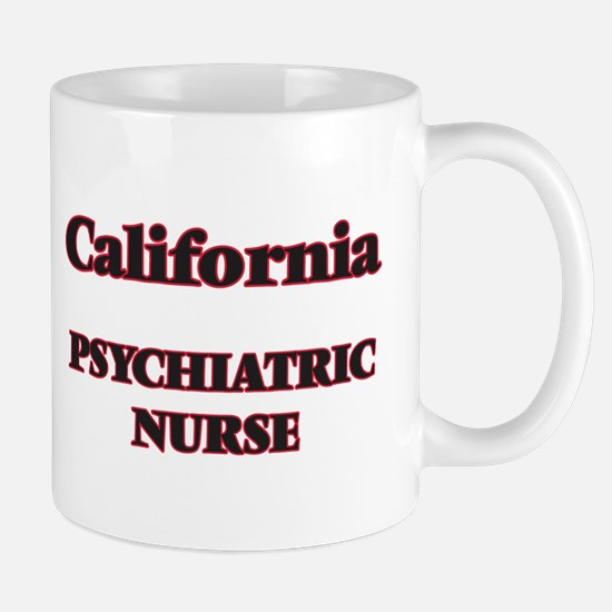 California Psychiatric Nurse Mugs