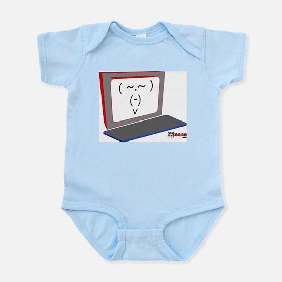 Mister Internet Infant Creeper