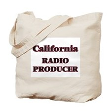 California Radio Producer Tote Bag