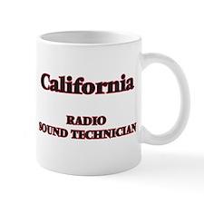 California Radio Sound Technician Mugs