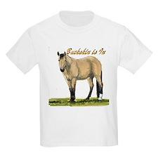 Buckskin is In T-Shirt