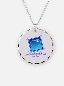 Customize Grandchildren Necklace