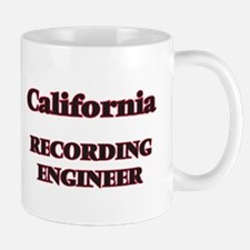California Recording Engineer Mugs
