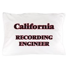 California Recording Engineer Pillow Case