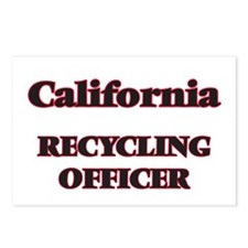 California Recycling Offi Postcards (Package of 8)