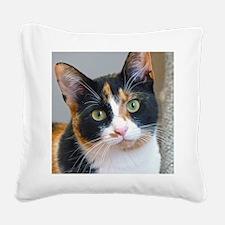 Bandit Square Canvas Pillow