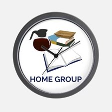 Home Group Wall Clock