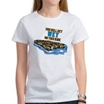 You Will Get Wet on This Ride Women's T-Shirt