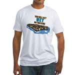 You Will Get Wet on This Ride Fitted T-Shirt