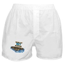 You Will Get Wet on This Ride Boxer Shorts