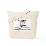 Dating Expert - Online Love Tote Bag
