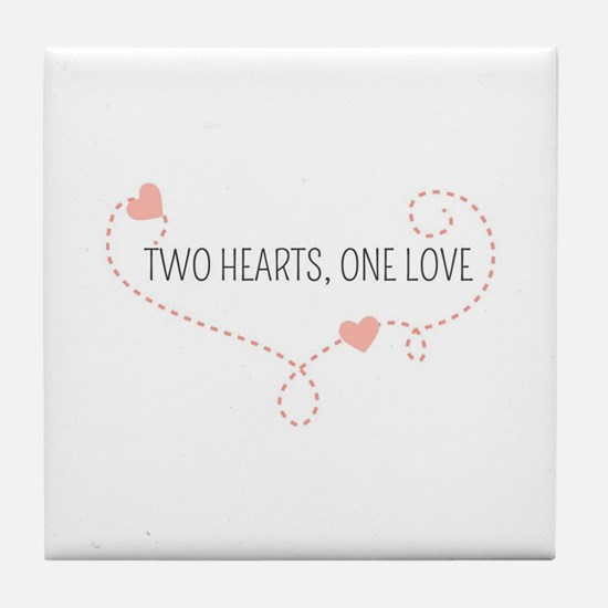 Funny Marriage equality Tile Coaster