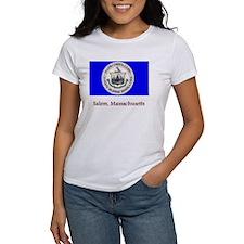 Salem MA Flag Tee