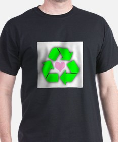 Recycled Heart T-Shirt