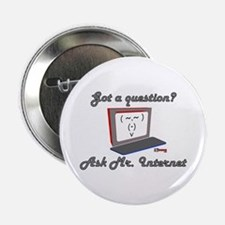 Ask Mr. Internet Button