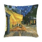 Arles at Night Everyday Pillow