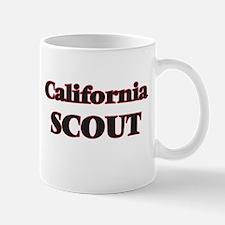 California Scout Mugs