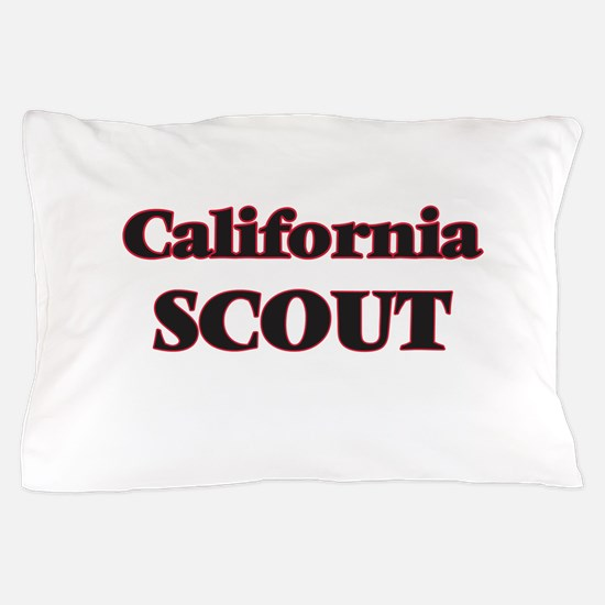 California Scout Pillow Case