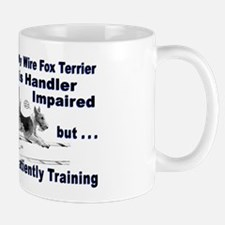 Wire Fox Terrier Agility Mug