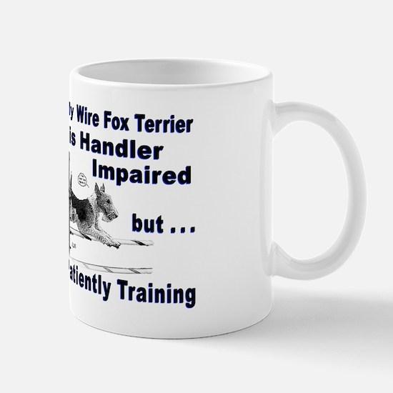 Wire Fox Terrier Agility Mug