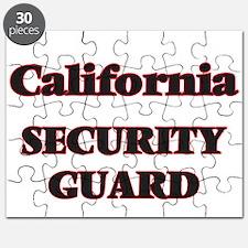 California Security Guard Puzzle