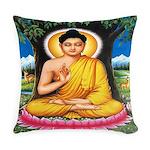 Buddha Everyday Pillow
