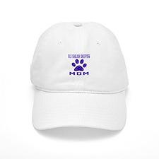Old English Sheepdog mom designs Baseball Cap
