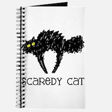 Scaredy Cat Journal