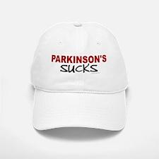 Parkinson's Sucks 1.1 Hat