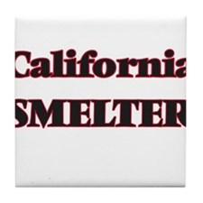 California Smelter Tile Coaster