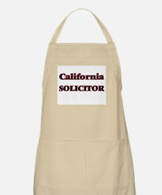 California Solicitor Apron