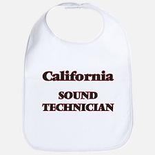 California Sound Technician Bib