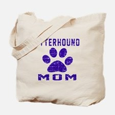 Otterhound mom designs Tote Bag