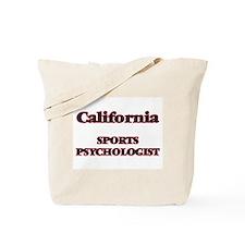 California Sports Psychologist Tote Bag