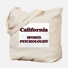 California Sports Psychologist Tote Bag