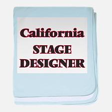 California Stage Designer baby blanket