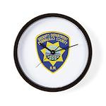 Bernalillo County Sheriff Wall Clock